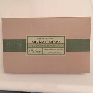 Bath & Body Works Aromatherapy Set